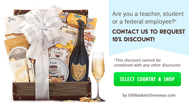 Discounts for Students, Teachers & Federal Employees